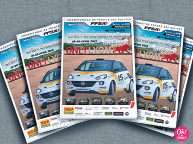 Rallye Charbonnières