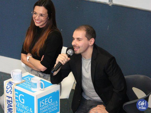 Conférence ISEG