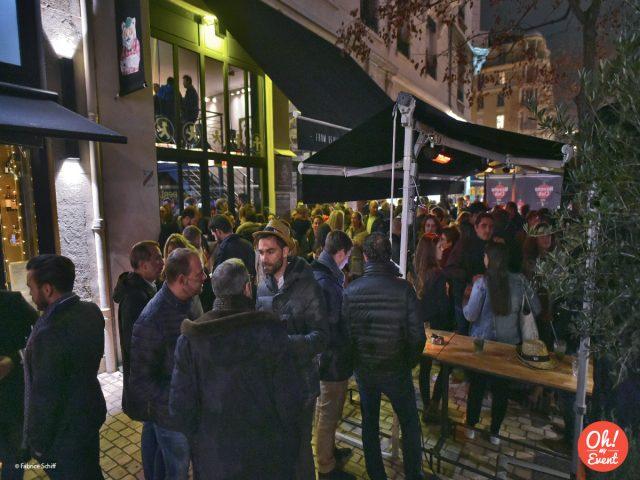 Inauguration Kaffee Berlin